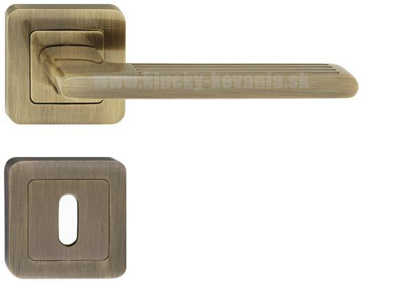 Capri - farba bronz