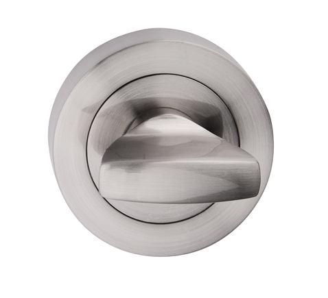 Rozeta okrúhla wc - farba nikel matný SNONW