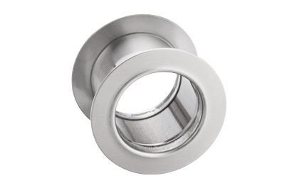 Kryty ventilačných otvorov okrúhle - nikel