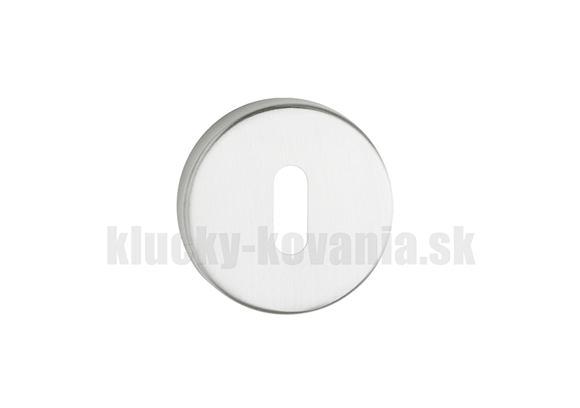Rozeta okrúhla kľúč - nerezová oceľ NNK