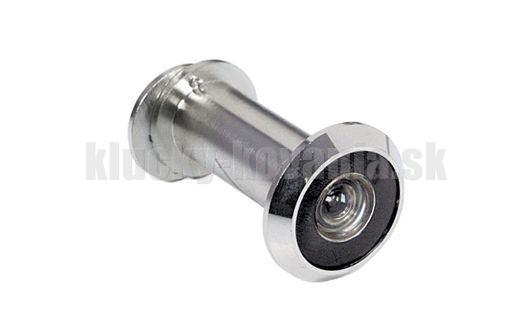 Priezor 16 mm a rozsahom 40-70 mm - farba chróm