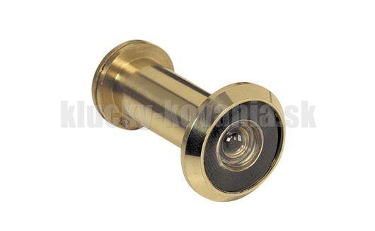 Priezor 16 mm a rozsahom 35-60 mm - farba mosadz
