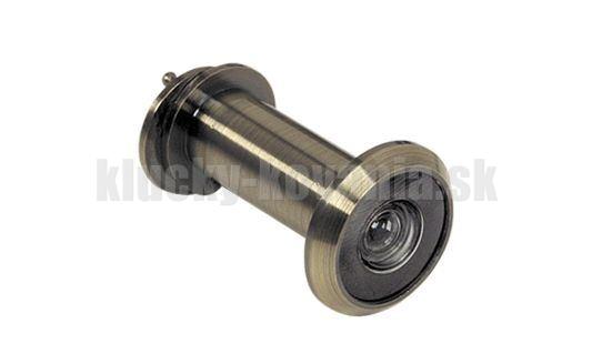 Priezor 16 mm a rozsahom 40-72 mm - farba bronz