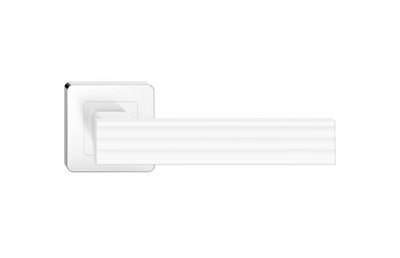 Malibu - farba biela/chróm