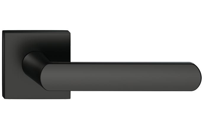 Icona hranatá čierna