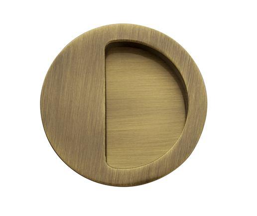Úchyt okrúhý - farba bronz