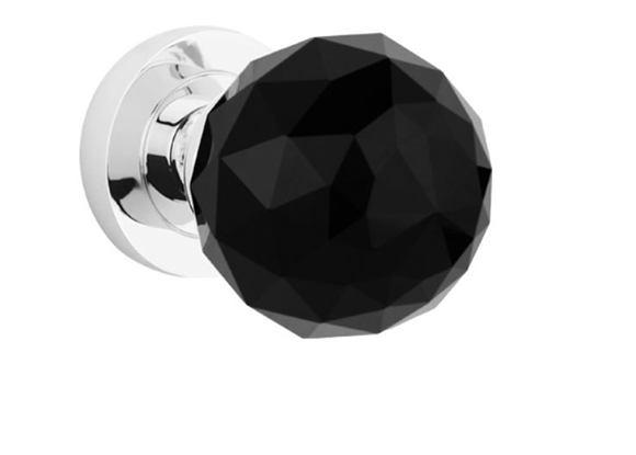 Guľa Crystal - čierna