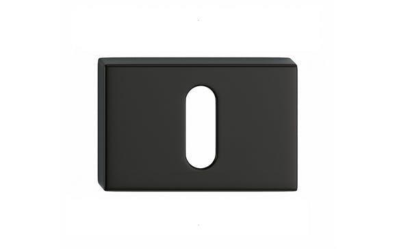 Rozeta úzka - farba čierna kľúč SZPCZK