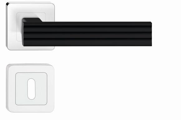 Malibu - farba čierna/chróm