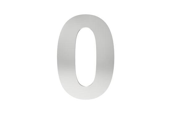 Číslo na označenie budovy 0
