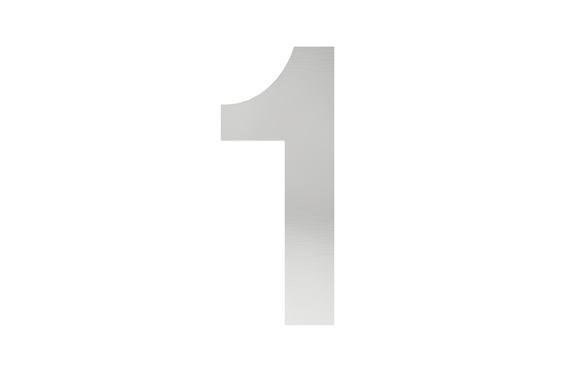Číslo na označenie budovy 1
