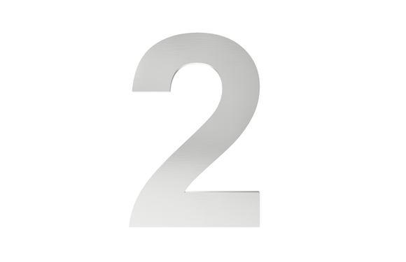 Číslo na označenie budovy 2