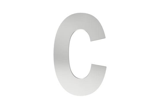 Písmeno na označenie budovy c