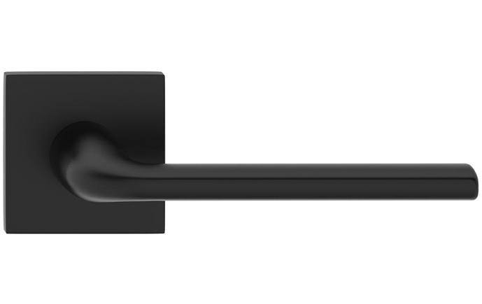 Bella hranatá slim - farba čierna