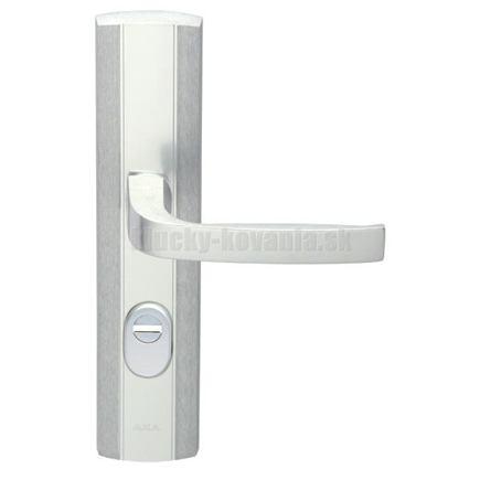 Prestige HL kľučka/kľučka s prekrytím - F1 striebro