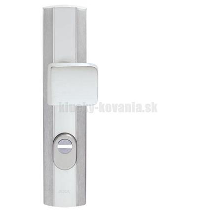 Prestige HL kľučka/madlo s prekrytím - F1 striebro