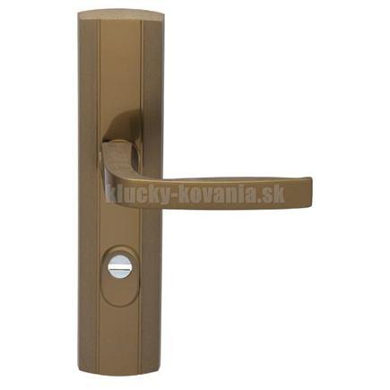 Prestige HL kľučka/kľučka s prekrytím-F4 staré zl.