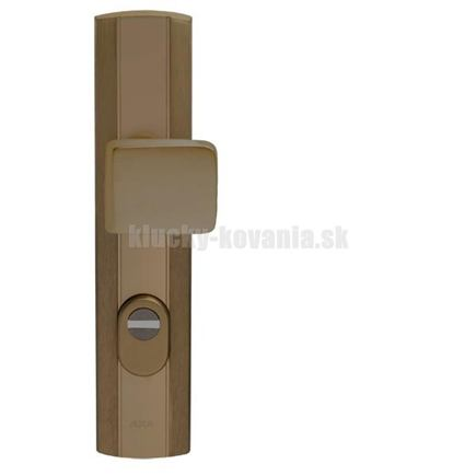 Prestige HL kľučka/madlo s prekrytím-F4 staré zlato
