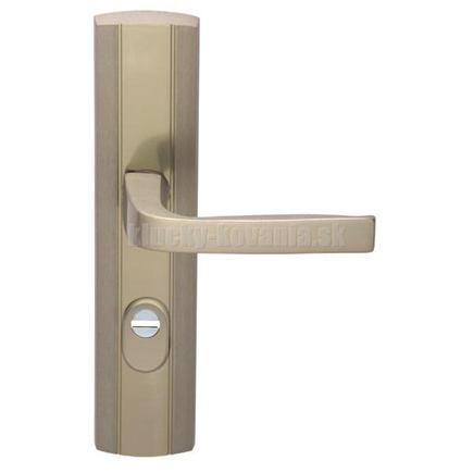 Prestige HL kľučka/kľučka s prekrytím - F9 tytan