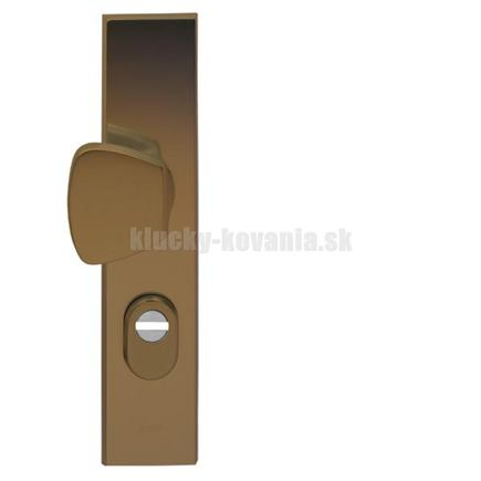 AXA - VDS kľučka/madlo s prekrytím - F4 staré zlato